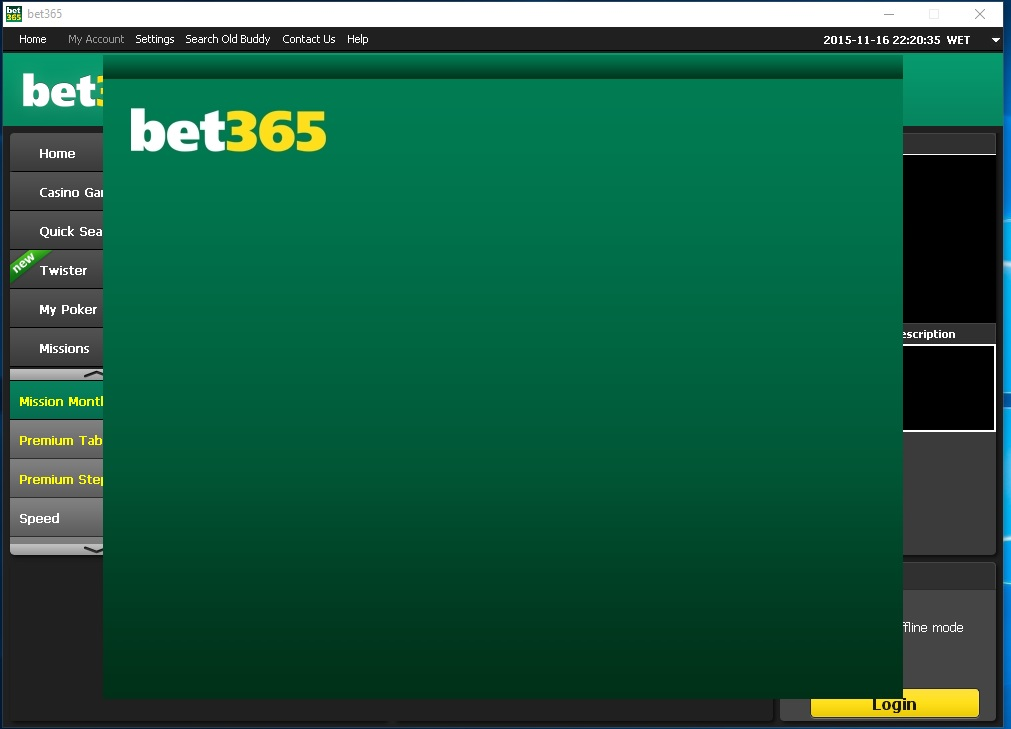 bet365 software download